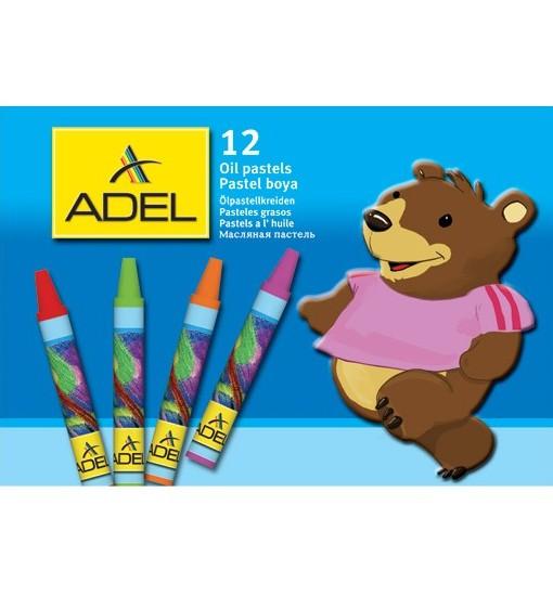 Adel Пастели 12 цвята