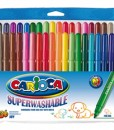 Carioca Флумастери, 36 цвята
