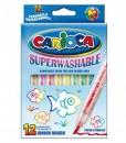 Carioca Флумастери, акварелни, 12 цвята