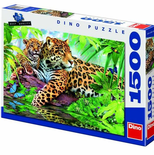 Dino Пъзел Гепард 1500 части