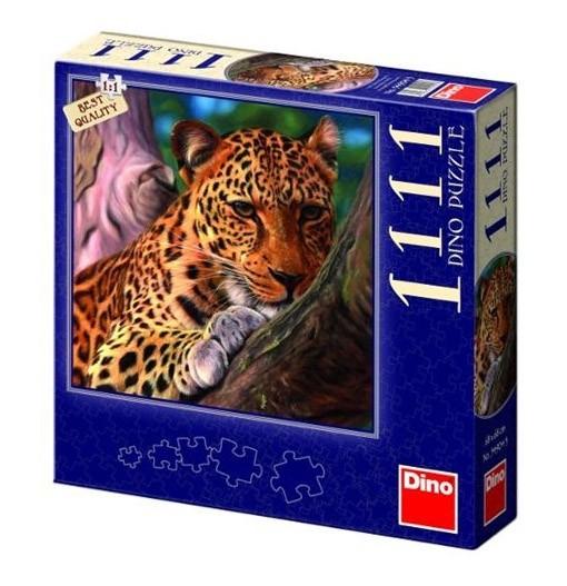 Dino Пъзел Леопард 1111 части