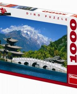 Dino Пъзел Lijang 1000 части