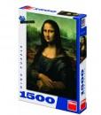 Dino Пъзел Мона Лиза 1500 части