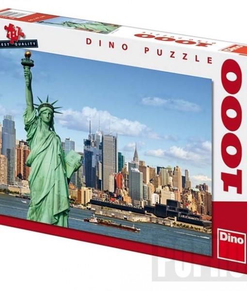 Dino Пъзел Статуята на Свободата 1000 части