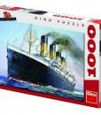 Dino Пъзел Титаник 1000 части