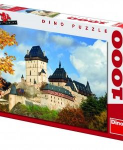 Dino Пъзел Замъка Карлстейн 1000 части