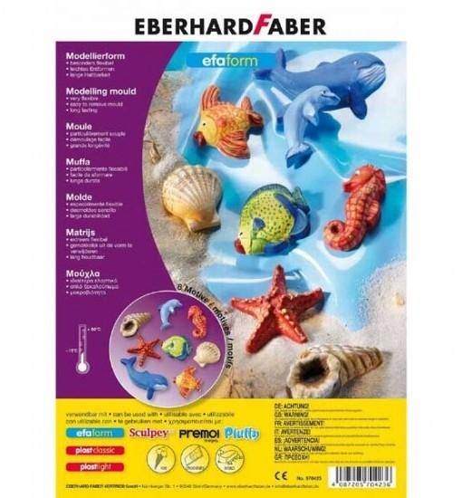 Eberhard Faber Формички за моделин, воден свят