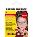 Eberhard Faber Молив за лице 6 цвята Glamour