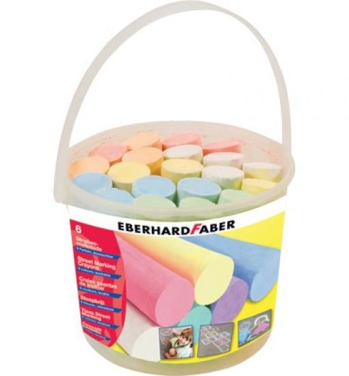 Eberhard Faber Тебешир 20 цвята