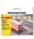 Eberhard Faber Тебешири, 6 цвята Rainbow