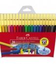 Faber-castell Флумастери, 20 цвята