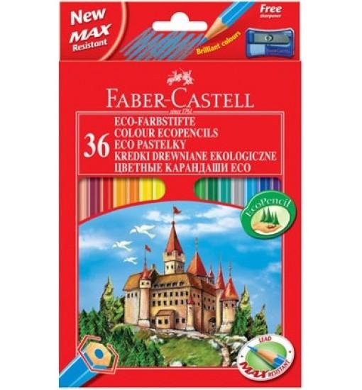 Faber-castell Цветни моливи, 36 цвята