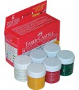 Faber-castell Темперни бои, 6 цвята