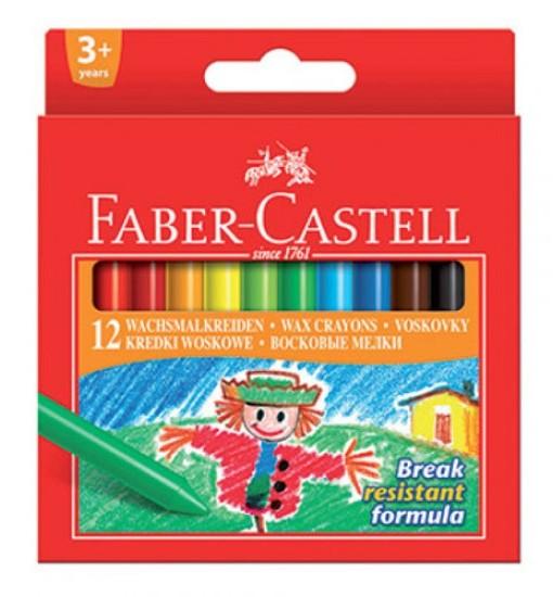 Faber-castelll Пастели 12 цвята