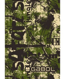 Gabol Tетрадка A4 60 листа, бели3