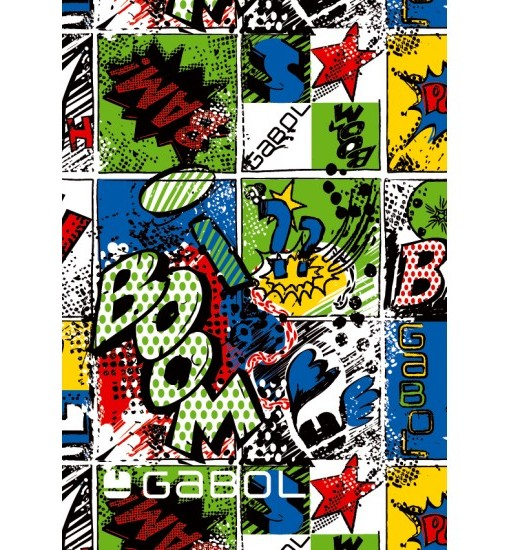 Gabol Tетрадка A4 60 листа, бели6