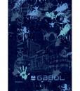 Gabol Tетрадка A4 60 листа, бели8