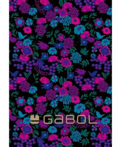 Gabol Tетрадка A4 60 листа, бели9