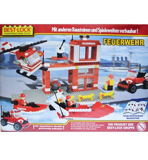 Консруктор Пожарна 2 Best-Lock
