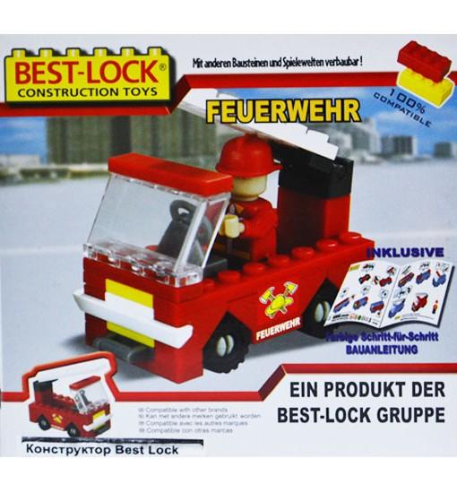 Консруктор Пожарна 6 Best-Lock