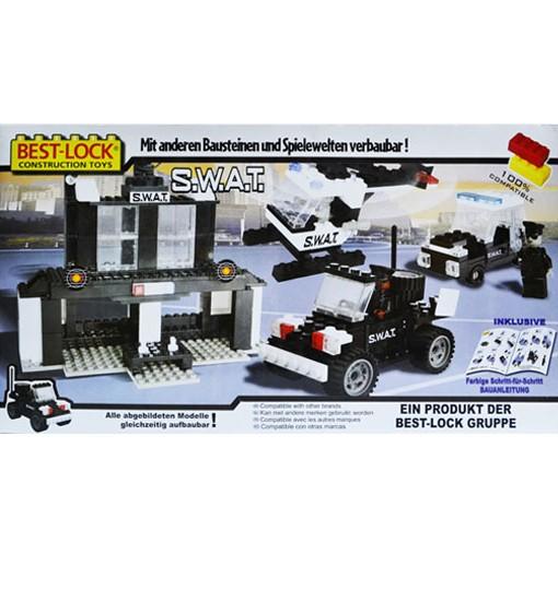 Консруктор SWAT Best-Lock
