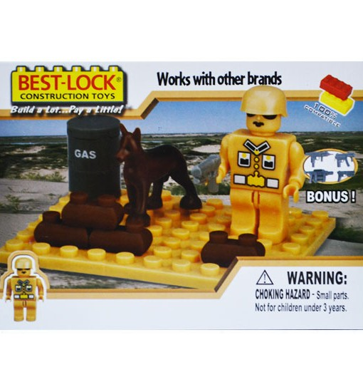 Консруктор Star Wars Best-Lock