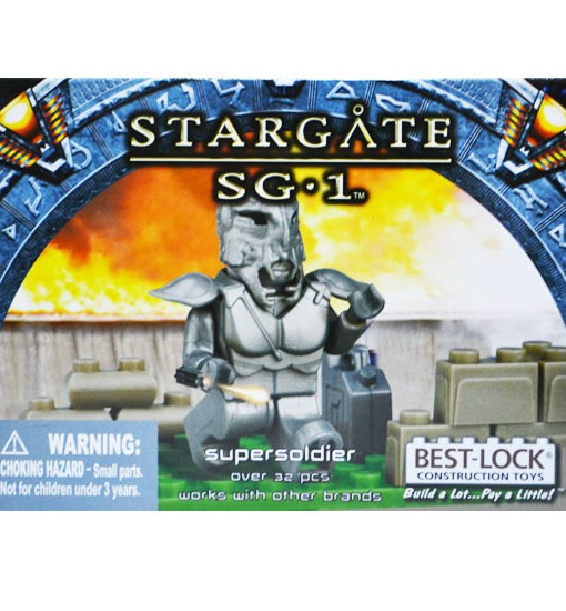 Консруктор Stargate SG1 2 Best-Lock copy