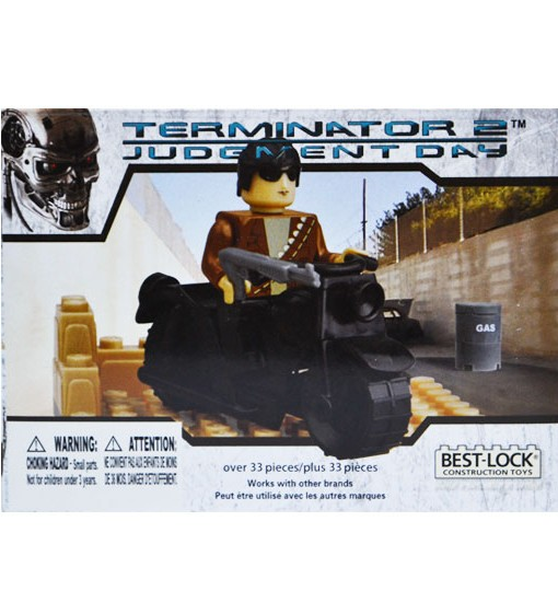 Консруктор Терминатор 2 Best-Lock