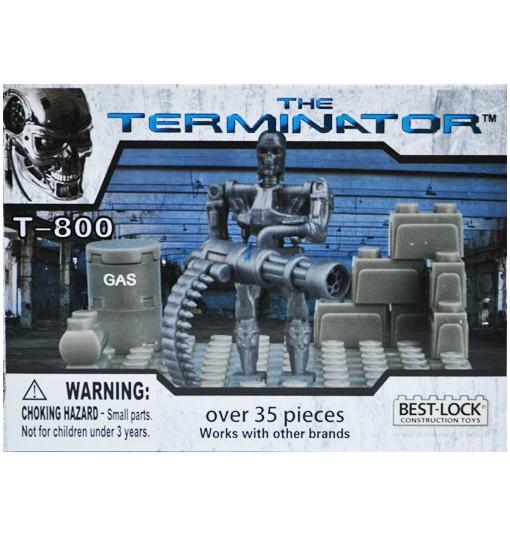 Консруктор Терминатор Best-Lock