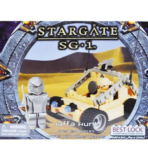 Stargate Jaffa Hunt