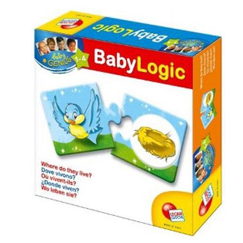 Бебешки логически пъзел