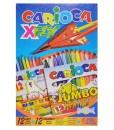 Carioca Комплект флумастери 9 модела на самолети за оцветяване