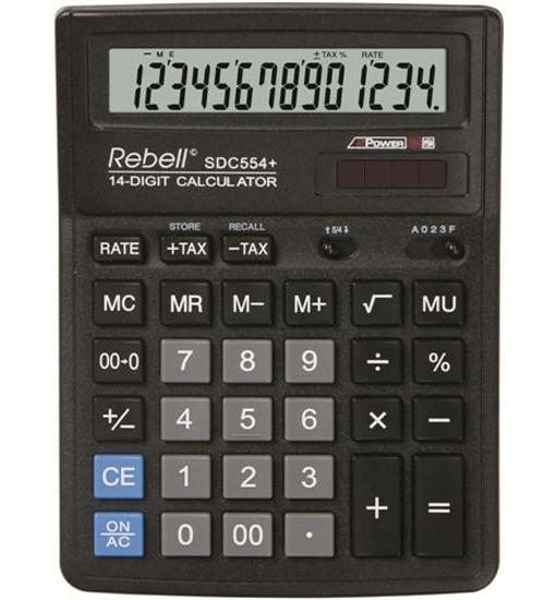 Citizen Настолен калкулатор SDC-554
