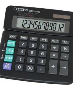 Citizen Настолен калкулатор SDC-577