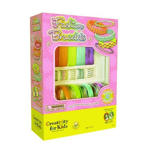 Faber Castel Creativity For Kids Fashion Bracelets.
