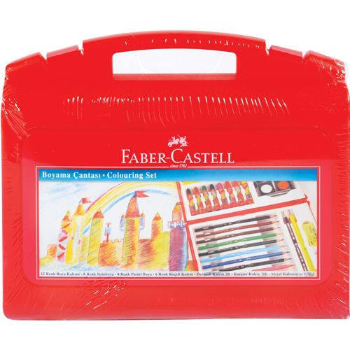 Faber-castell Komplekt za risuvane