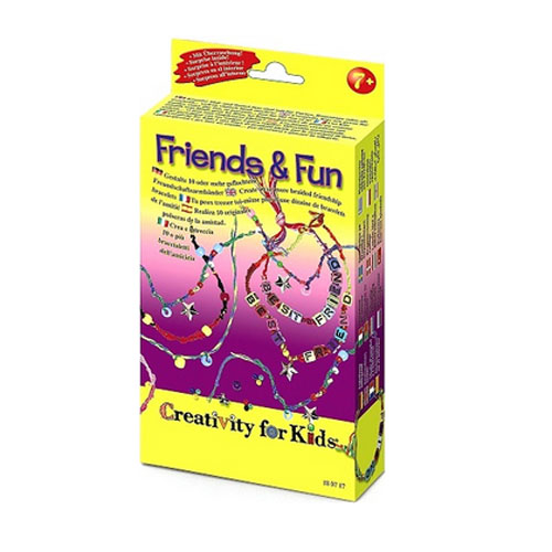 Faber-castell Творчски компмект Гривни на приятелството