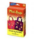 Творчски компмект Мини чанти Faber-castell