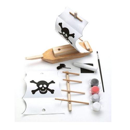 Творчски компмект Пиратски кораб 2 Faber-castell