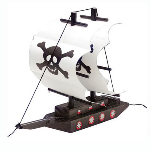 Творчски компмект Пиратски кораб 3 Faber-castell