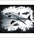 Комплект за гравиране – Акула 2
