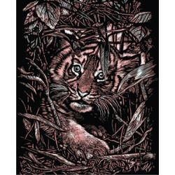 Комплект за гравиране – Тигър 6