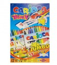 Комплект за оцветяване CARIOCA TRENDY 25 части