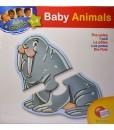 Пъзел Бебешки форми Baby Animals