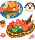 Цветна глинена серия - Хайде на пикник 3