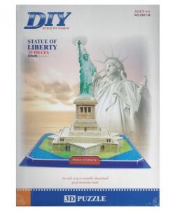 3D пъзел DIY Puzzle Статуя на свободата