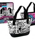 Чанта за оцветяване Monster High с две дръжки