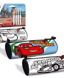 Несесер за оцветяване Disney Cars