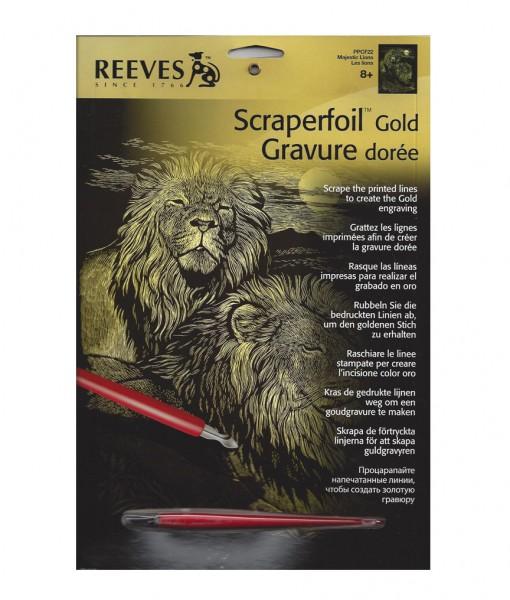 Комплект за гравиране – Лъвове