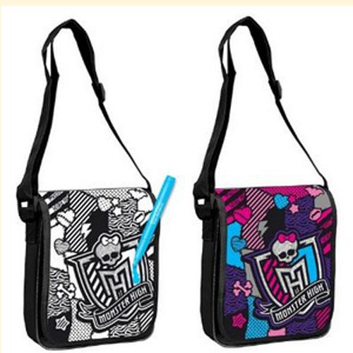 Модерна чанта за оцветяване Monster High 2